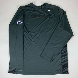 Penn State Nittany Lions NCAA Nike Dri Fit Shirt